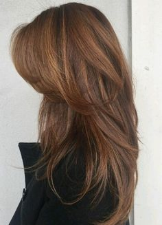 Visit for more Fresh best haircuts. Long hair Hair The post Fresh best haircuts. Long hair Hair appeared first on frisuren. Medium Hair Styles, Curly Hair Styles, Hair Styles Long Layers, Long Hair Short Layers, Haircuts For Long Hair With Layers, Hair Cuts For Long Hair Straight, Long Layered Hair With Side Bangs, Thick Long Hair, Brunette Long Layers