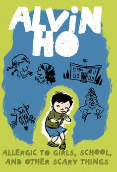 Life can be scary in elementary school. We all could use an alter ego like timid Alvin Ho's creation: Firecracker Man.