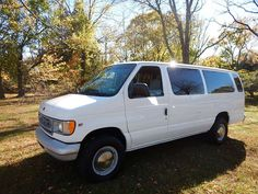 2001 Ford E-Series Van  | eBay Motors, Cars & Trucks, Ford | eBay!