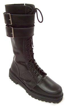 Vegan Lara Croft Tomb Raider Boots