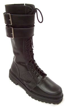 These are the genuine article Lara Croft boots as designed for and worn in the Tomb Raider movies by Angelina Jolie.