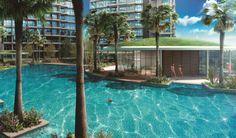 https://flic.kr/p/Lx9hJs | Rivertrees Residences Club House | Singapore condo…
