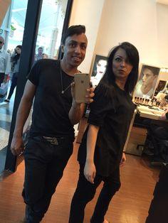 Eu e Alessandra