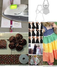 Sewing Projects and Techniques
