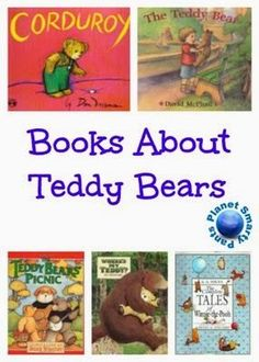 These books could be read in the classroom to bring teddy in to literature.