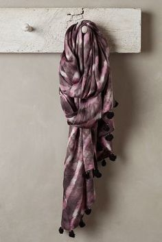 Pure Nature Paulins Silk Scarf #anthrofave