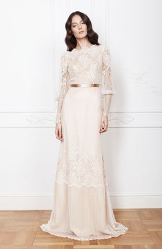Divine Atelier 2016 Wedding Dresses : Alissa Retro Wedding Gown | itakeyou.co.uk