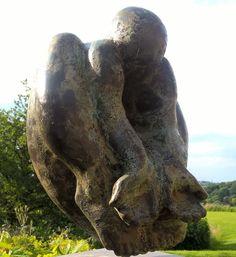 sculptuur van Vivianne Schuijren