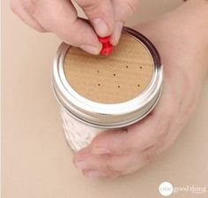 How To Make 3 Naturally-Scented Air Fresheners For Cars - One Good Thing by Jillee Pot Mason, Pint Mason Jars, Car Cleaning Hacks, Car Hacks, Deodorant, Essential Oil Supplies, Car Fix, Car Smell, Scented Sachets