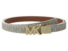 Michael Kors MK Logo Belt Reversible