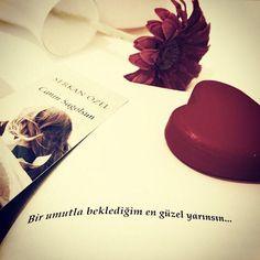 Bir umutla beklediğim en güzel yarınsın...   - Serkan Özel / Canın Sağolsun