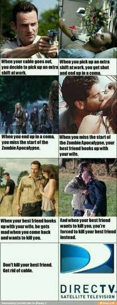 To my fellow walking dead fans