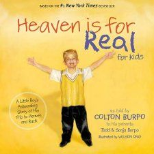Heaven is for Real for Kids Book Review
