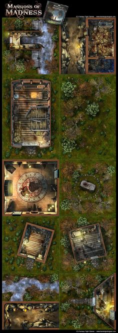 Mansions of Madness, Call of the wild expansion 2