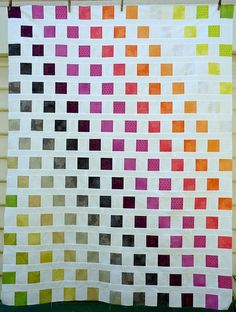 A Colorstory - Nature's Elements Quilt