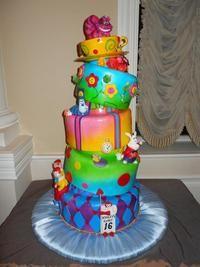 http://www.sweetsweetsues.com/cakes/sweetsixteencakes.html