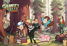 5 Reasons Disney's Gravity Falls Totally Rules
