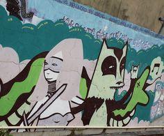 StreetArt by Kid Acne Renaissance Men, Photorealism, Chalk Art, Street Artists, Public Art, Urban Art, Travel Posters, Printmaking, Illustration