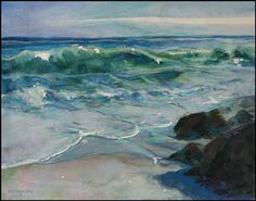 Sea Foam  by P.T. Nunn