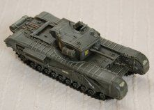 Churchill by Robert Tas - Wargames Romania Churchill, Scale Models, Romania, Military Vehicles, World War, Photo Galleries, British, Medium, Army Vehicles