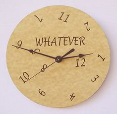 This Is Funny And Cute Just For Clocks
