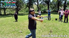 Nedbank Tribal Survivor team building event in Muldersdrift, facilitated and coordinated by TBAE Team Building and Events Blindfold Games, Team Building Exercises, Team Building Events, A Team, Blinds, Activities, Fun, Games, Shades Blinds