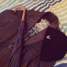 Day 14. Wearing light winter gear in light winter weather.