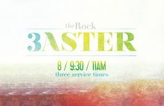 easter - three services by iwearbrown, via Flickr