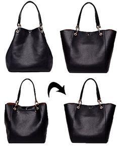 0e9f5ed769f3 SQLP Women s Waterproof Handbags ladies Leather Shoulder Bag Fashion Totes  Messenger Bags Ladies Handbags
