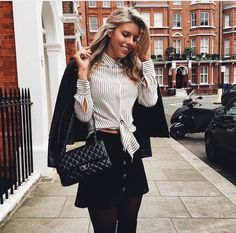 Tasha Oakley in London ⚡️