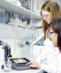 4 steps to GLP (Good Laboratory Practice) compliant pH measurements