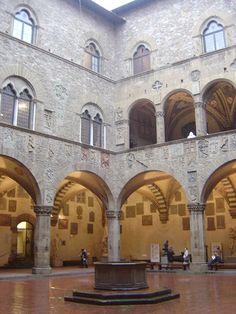 Museo Nazionale del Bargello, Florence, Italy. #TuscanyAgriturismoGiratola