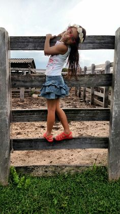 Look da Jéssica na fazenda