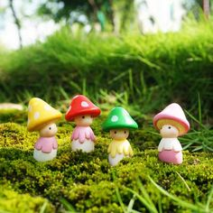 Polymer Clay Fairy, Polymer Clay Figures, Cute Polymer Clay, Cute Clay, Polymer Clay Creations, Polymer Clay Crafts, Diy Clay, Bijoux Fil Aluminium, Clay Art Projects