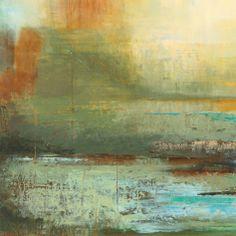 Like Living in Sunday II Print by Helen Shulman at Art.com