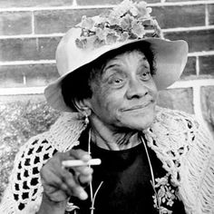 """March 19, 1894 Loretta Mary Aiken (Jackie """"Moms"""" Mabley), stand-up comedienne, was born in Brevard, North Carolina.  At the age of 15, Mabley ran away to Cleveland, Ohio with a travelling minstrel show where she began singing and entertaining.By the 1950s, she was one of the top women doing stand-up and earning $10,000 per week at the Apollo Theater."""