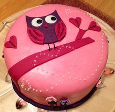 Die Torte zum 4. Geburtstag//waren dabei :-)
