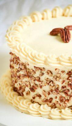Italian Cream Cake with Cream Cheese Frosting                                                                                                                                                                                 More