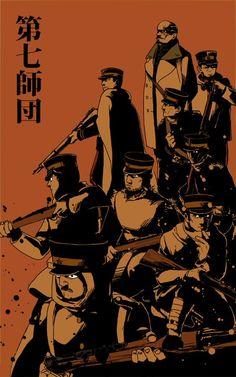 埋め込み Fantasy Comics, Anime Fantasy, Meiji Era, Reylo, Manga Anime, Golden Kamuy, Character Design, Animation, Fan Art