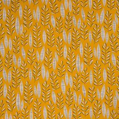 'Garden City' fabric in Sunburst from MissPrint