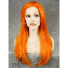 N2-3200  Straight Orange Long Wig. Halloween & Party Wigs Online  #rupauldragrace   #soyouthinkyoucandrag   #rupaul   #rpdr   #beautysalon   #hairsupply   #hairstyle   #hairsalon   #hair   #dragqueen   #dragrace   #dragwig   #drag   #gaywig   #lacefrontwig   #lacefront   #lacewig   #lacewigs   #wigstore   #crazywig   #wig   #wigs   #findwig   #onlinewigstore   #kanekalon   #skintop   #skintopwig   #skintopwigs   #lacefrontwigs  #dragshow #wigsonline