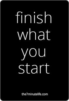 Time Management Tip: finish what you start - one task at a time. Time Management Quotes, Rude Quotes, 2017 Planner, Powerful Words, Encouragement, Thoughts, Planners, Wall, Strong Words