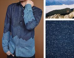 Levi's Made and Crafted Fall/Winter 2014 Lookbook Collaboration With Wilder Quarterly