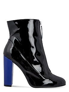 CARVELA Stephan patent-leather ankle boots