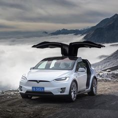 Tesla owners break EV record by reaching the Tibetan Plateau, world's highest plateau at m altitude. Rising temperatures put millions at risk as this climate change hotspot (world's store of ice) is melting. Tesla Coil, Tesla S, Tesla Motors, New Bentley, Tesla Owner, New Luxury Cars, New Ferrari, Tesla Roadster, High Performance Cars