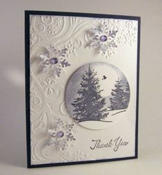Scenic Season by lhs43 - Cards and Paper Crafts at Splitcoaststampers by gypsiejenn