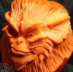 extreme pumpkin 2 Extreme Pumpkin Carving