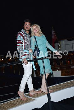 68th CANNES FILM FESTIVAL - YACHT PARTY (Day 5)