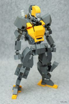 Battle Suit | by nobu_tary