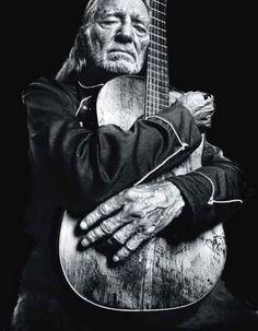Willie Nelson....